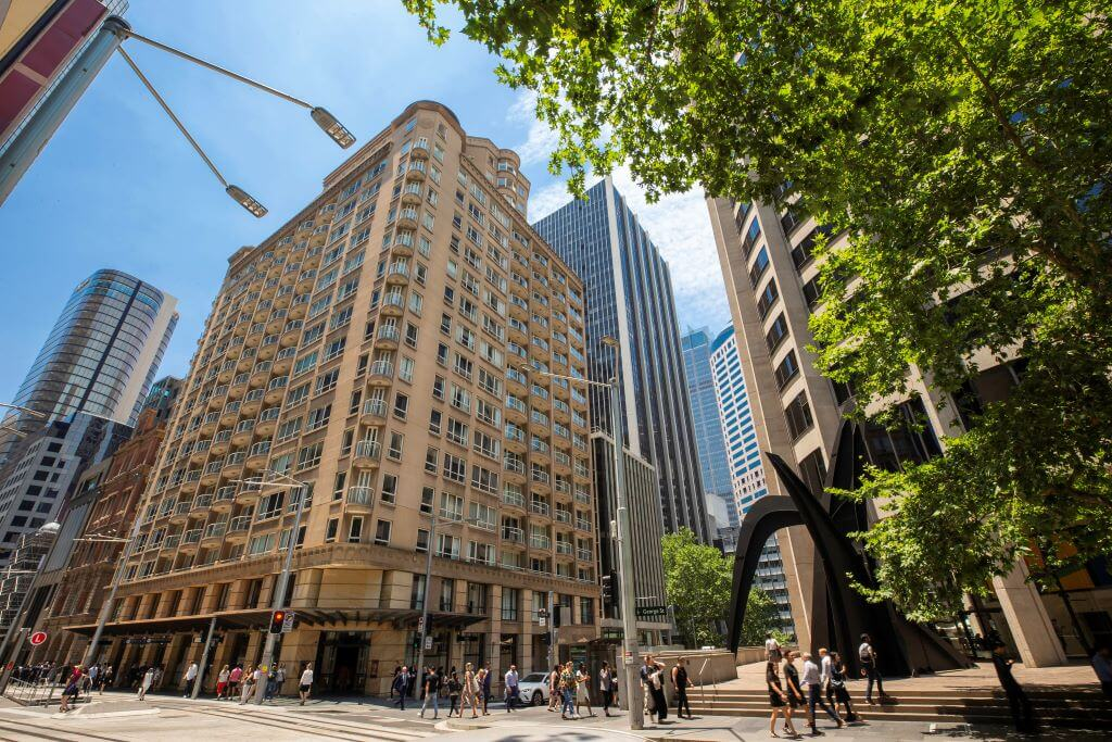 Australia_Sydney_Mantra 2 Bond_Exterior