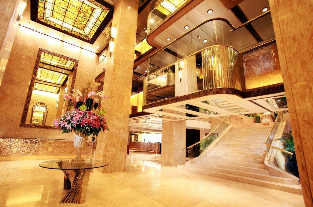 Hong Kong_Regal Kowloon_Lobby