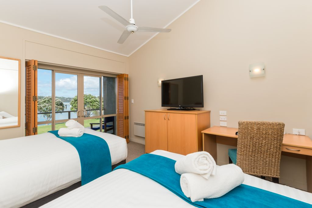 New Zealand_Bay of Islands_Guest Room