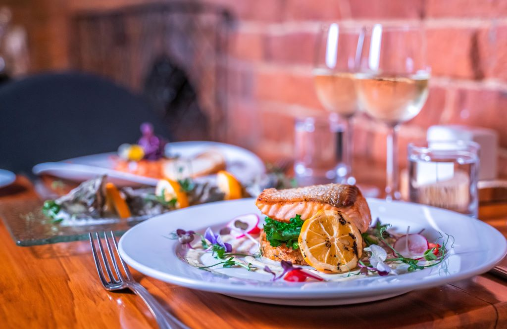 New Zealand_Dunedin_Scenic Hotel_Southern Cross_Food