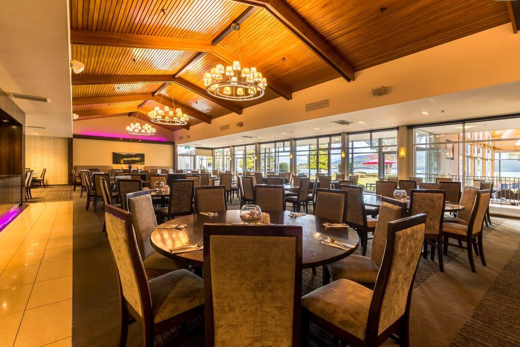 New Zealand_Te Anau_Distinction Hotel & Villas_Restaurant