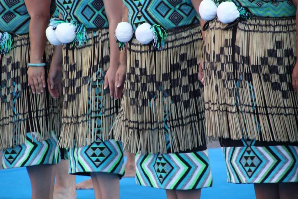Maori greeting