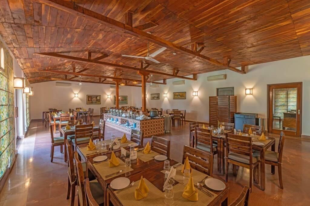 India_Ranthambore_Ranthambore Kothi_Restaurant