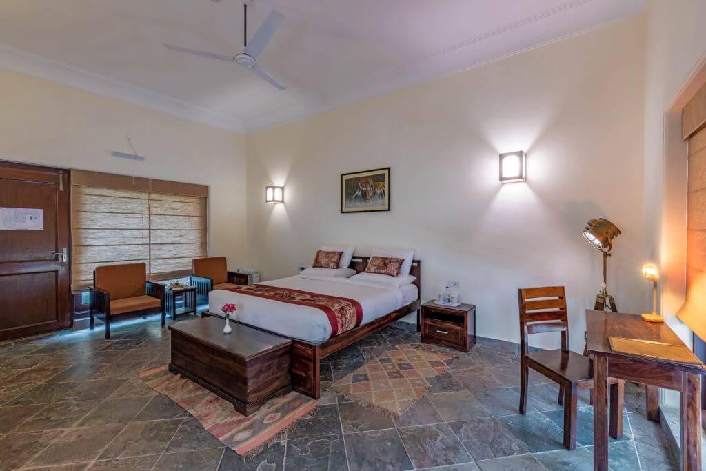 India_Ranthambore_Ranthambore Kothi_Room