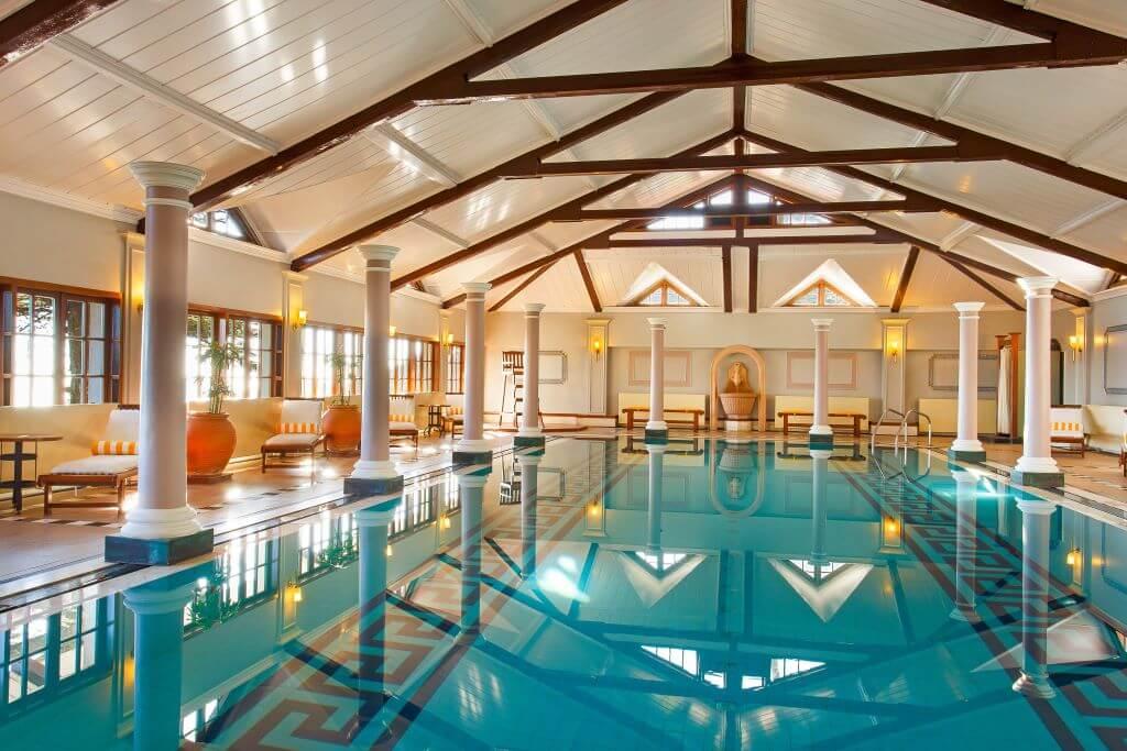 India_Shimla_The Cecil Oberoi_Pool