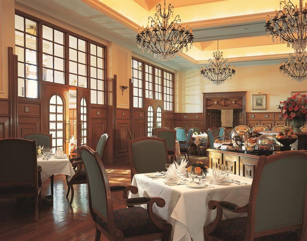 India_Shimla_The Cecil Oberoi_Restaurant