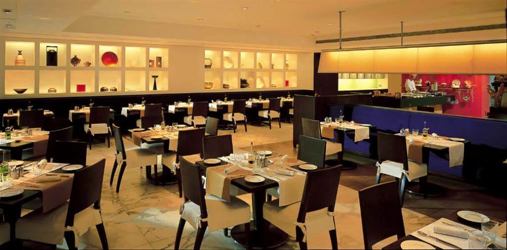India_Mumbai_Trident Nariman Point_Restaurant