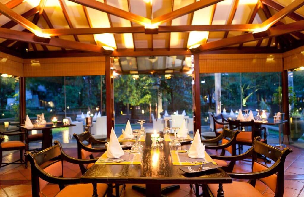 Sri Lanka_Habarana_Cinnamon Lodge_A la carte restaurant