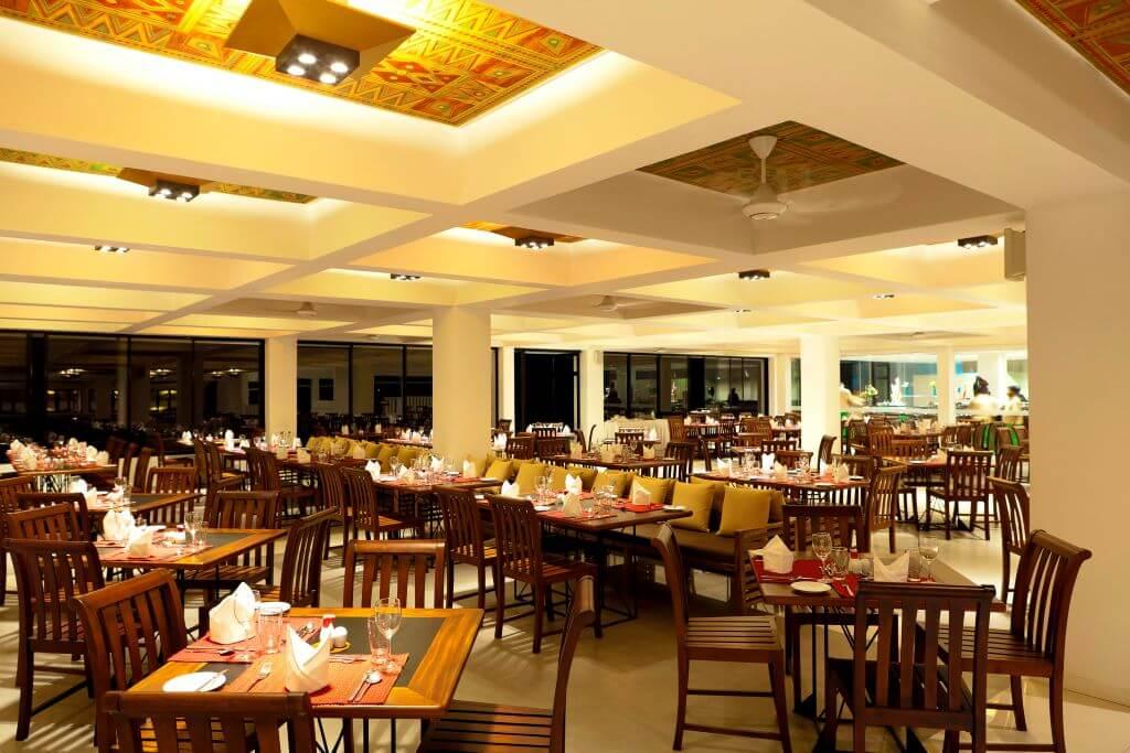 Sri Lanka_Kandy_Cinnamon Citadel_Restaurant
