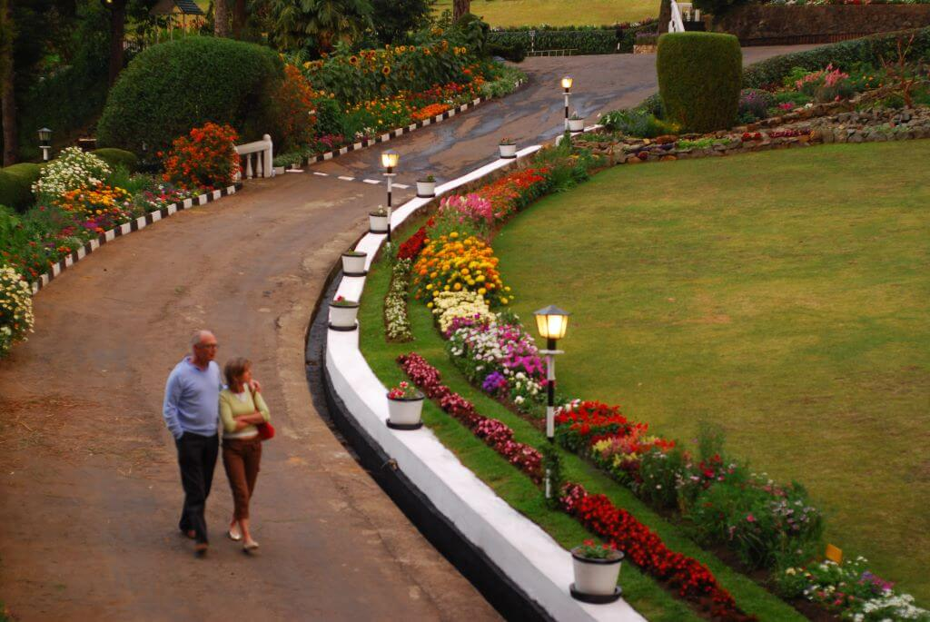 Sri Lanka_Nuwara Eliya_Jetwing St Andrews_Gardens