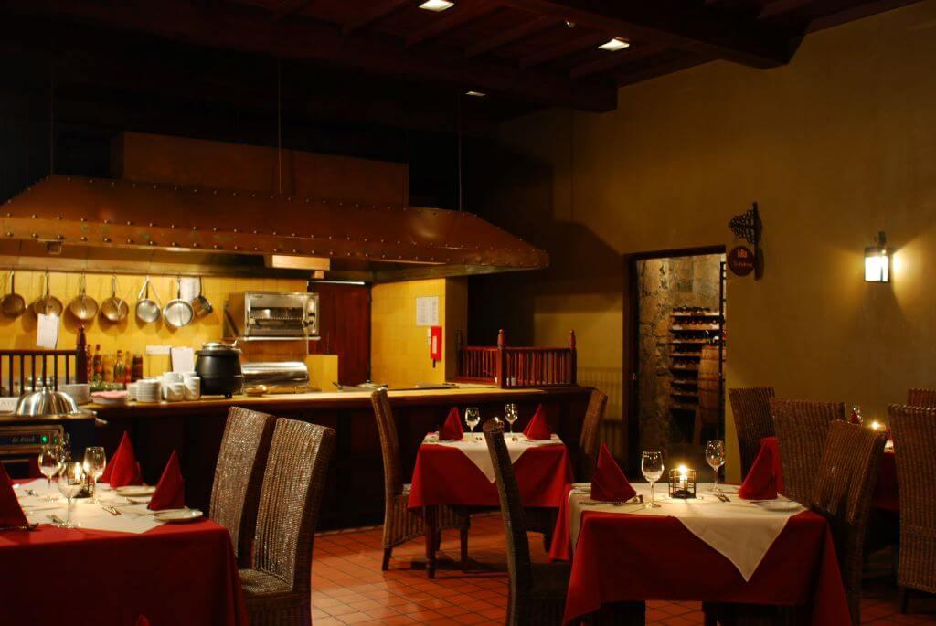 Sri Lanka_Nuwara Eliya_Jetwing St Andrews_Restaurant