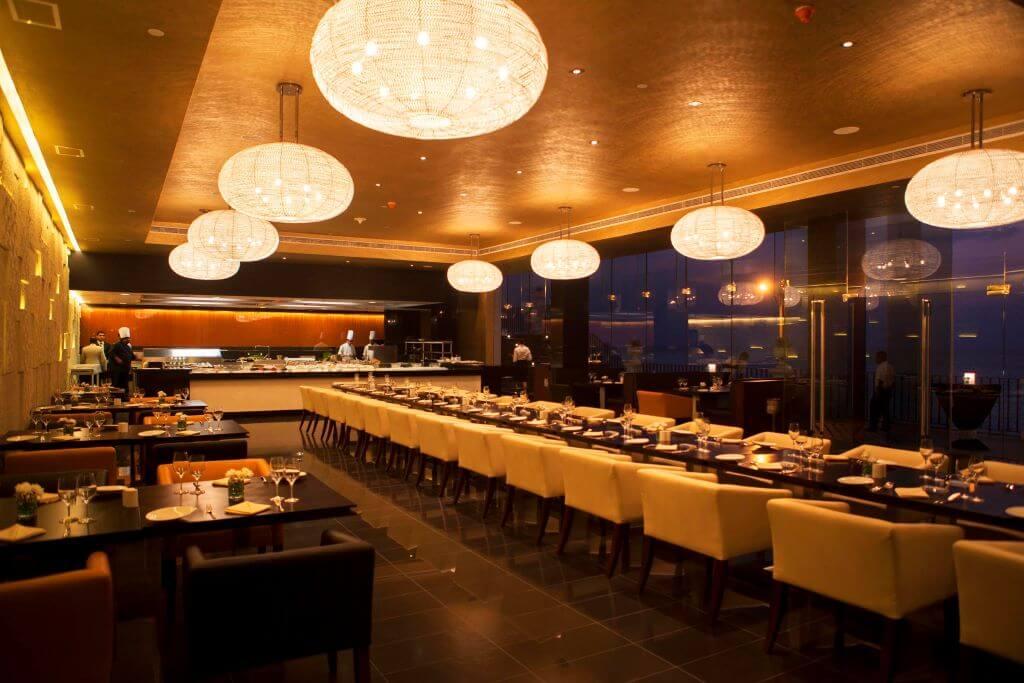 Sri Lanka_Colombo_Kingsbury Hotel_Ocean Restaurant