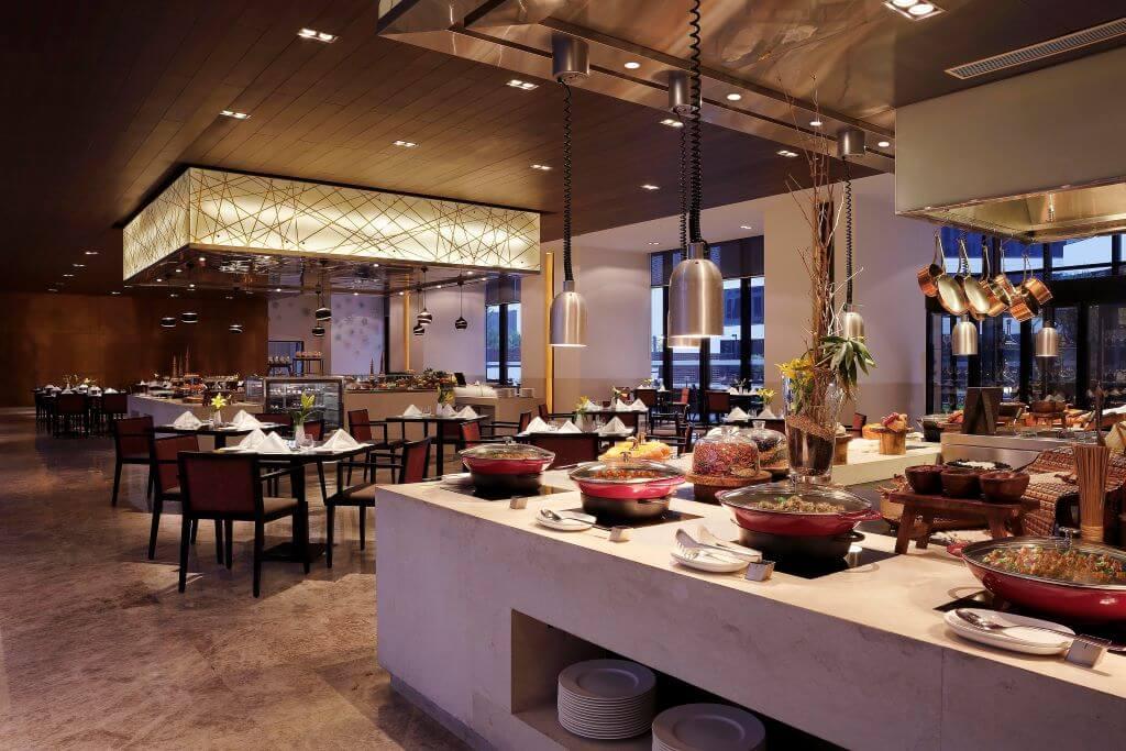India_Delhi_Novotel Aerocity_Restaurant