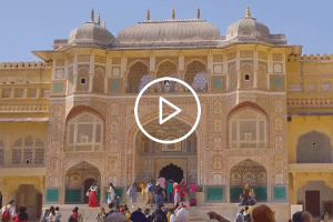distant journeys touring holidays India Golden Triangle and Ranthambore video screenshot