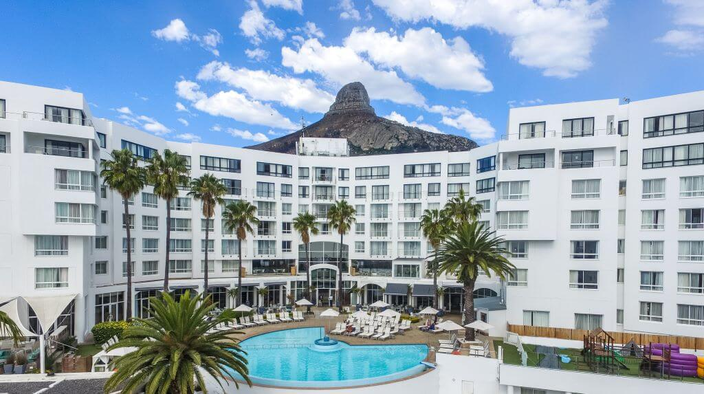 South Africa_Cape Town_President Hotel_Hotel front