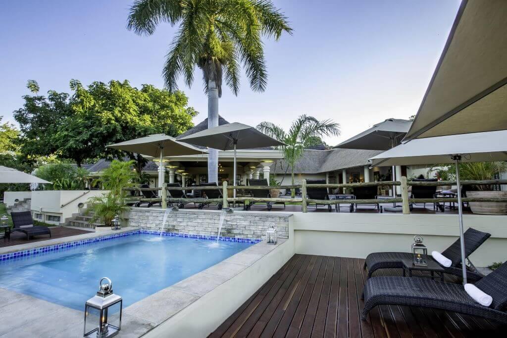 South Africa_Vic Falls_Ilala Lodge Hotel_Pool