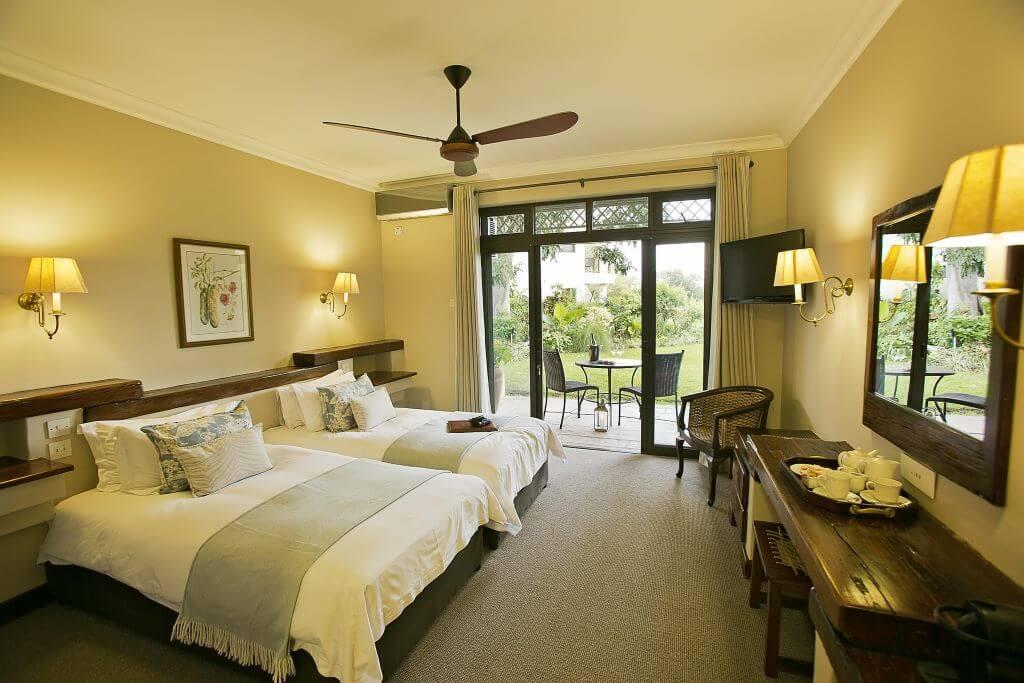 South Africa_Vic Falls_Ilala Lodge Hotel_Room