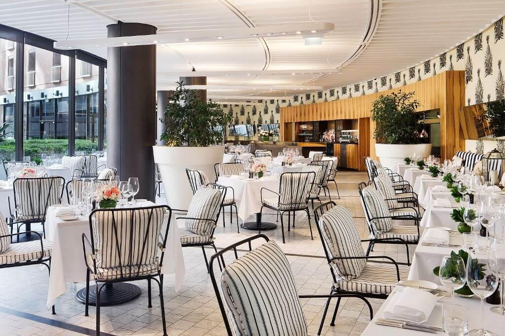 Australia_Sydney_Sofitel Wentworth_Garden Court Restaurant