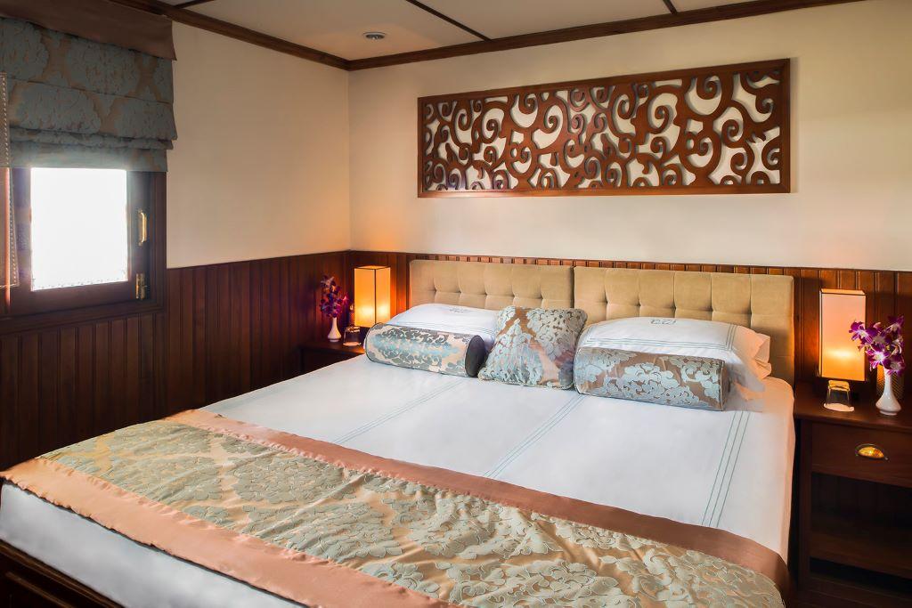Vietnam_Mekong_RV Bassac Pandaw_Room