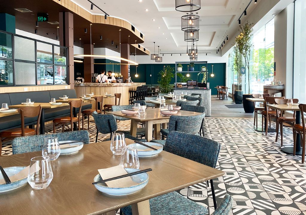 New Zealand_Auckland_Sudima Auckland City_Restaurant